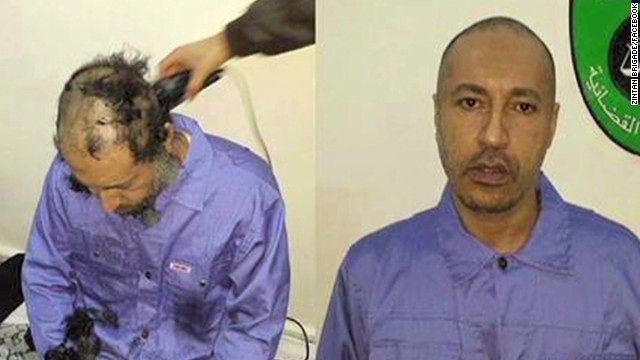 News video: Gadhafi's son extradited to Libya