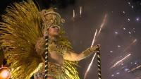 News video: Carnival crown to samba champions Unidos da Tijuca