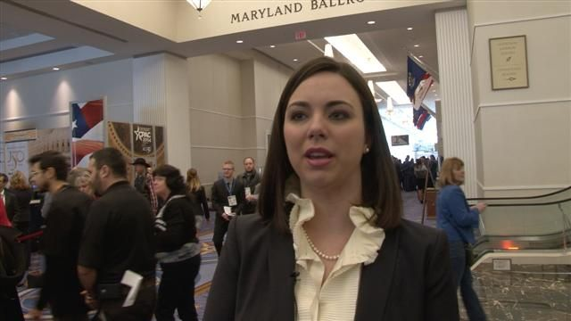 News video: CPAC Attendees Discuss 2016 Presidential Race