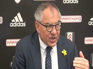 News video: Felix Magath makes Fulham survival promise