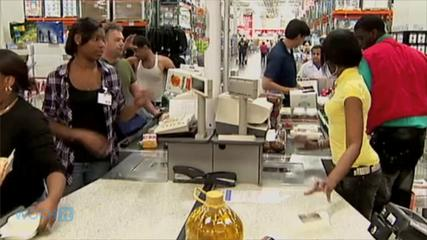 News video: Trending Tickers: Costco Stumbles But Staples Goes Splat