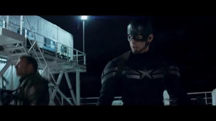 News video: Captain America The Winter Soldier Chris Evans, Scarlett Johansson