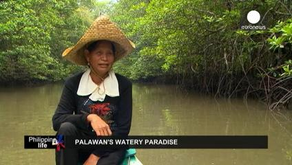 News video: Palawan - a paradise in the Philippines