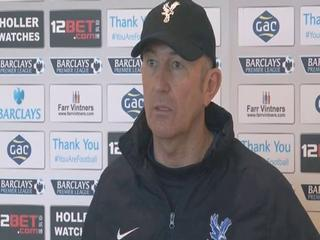 News video: Pulis rallies clubs against diving